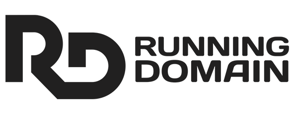 RUNNING DOMAIN logo